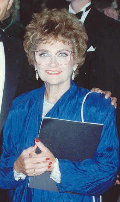how tall is estelle getty