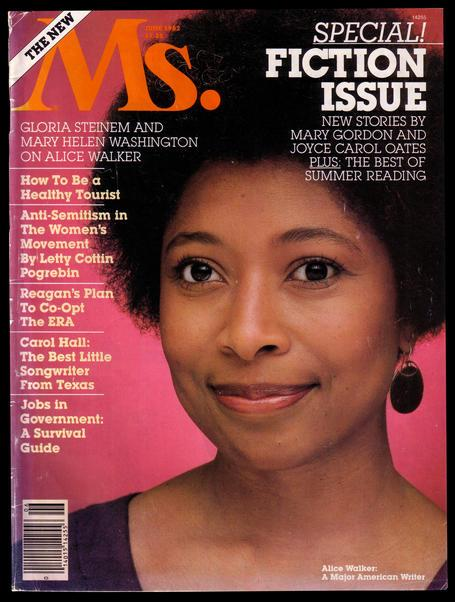 Ms Magazine, June 1982 cover