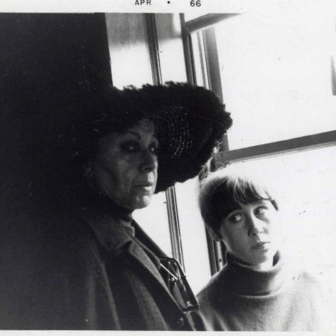 Louise and Neith Nevelson