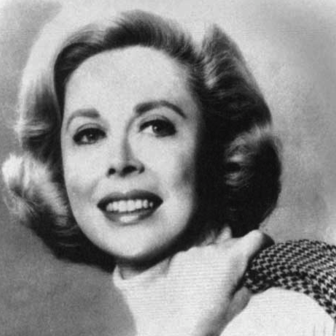 Joyce Brothers Cropped