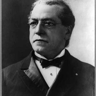 Samuel Gompers, 1911