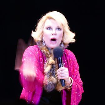 Joan Rivers Performing, 2009