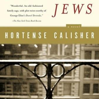 """Sunday Jews"" by Hortense Calisher (book cover)"