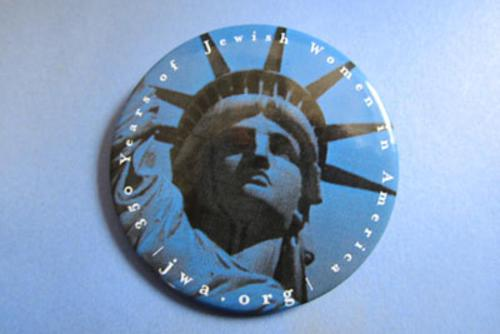 350 Years Pin, Jewish Women in America
