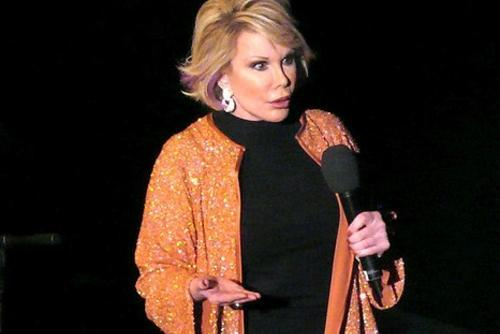 Joan Rivers, May 24, 2009