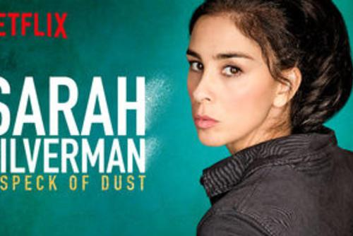 Cover of Sarah Silverman's A Speck of Dust
