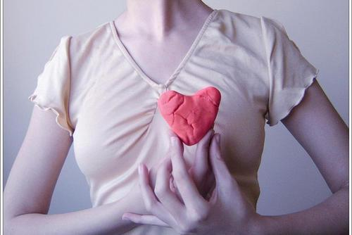 Heart and Woman