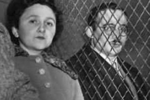 Ethel Rosenberg with Husband Julius