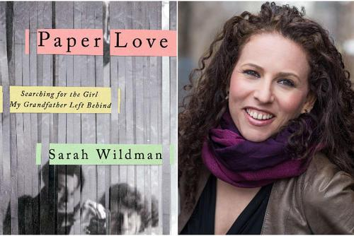 Paper Love by Sarah Wildman