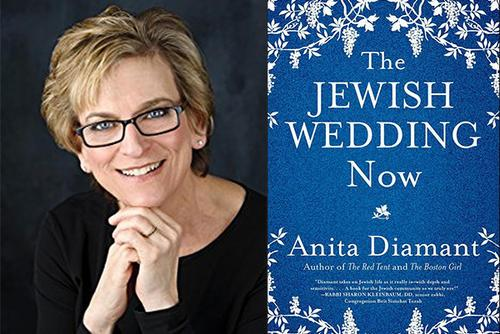 Anita Diamant With the Jewish Wedding Now