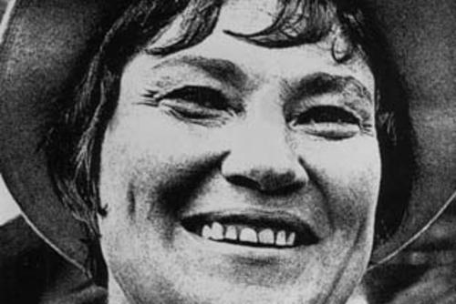 Bella Abzug's Campaign Poster, 1970