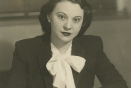 Bessie Margolin, Assistant Labor Solicitor in the 1950s