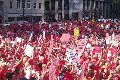 Chicago Teacher's Strike