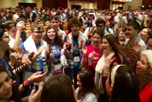 United Synagogue Youth (USY) Convention