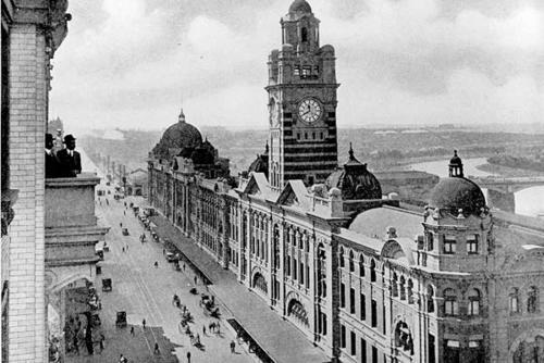 Melbourne in the 1920s