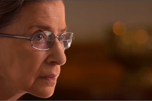 Ruth Bader Ginsburg from MAKERS