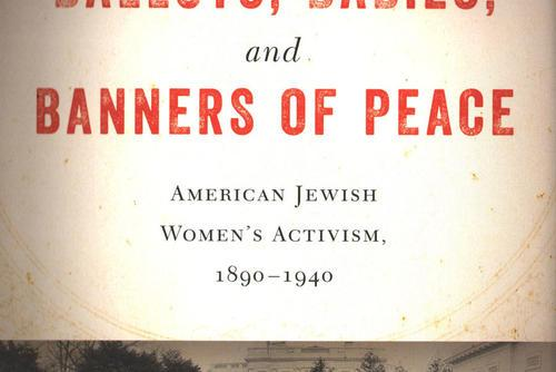 Ballots, Babies, and Banners of Peace Book Cover