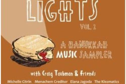 Lights Vol. 2: A Hanukkah Music Sampler