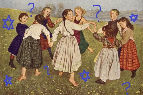 """Children Dancing in a Ring"""