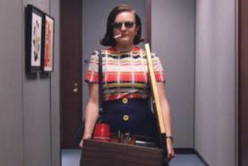 Peggy Olsen from Mad Men