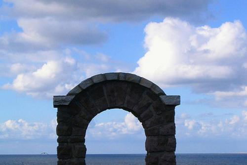 Portal and horizon