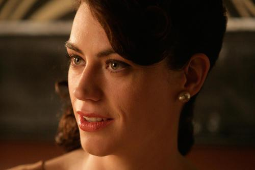 Rachel Menken from Mad Men