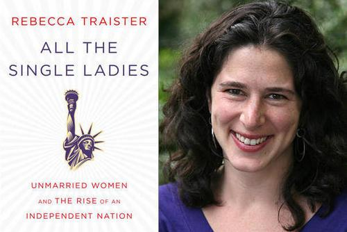 Rebecca Traister with All the Single Ladies