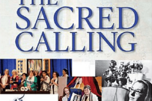 The Sacred Calling: Four Decades Of Women In The Rabbinate cropped