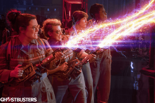 Group Shot, 2016 Ghostbusters