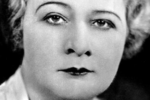 Sophie Tucker headshot