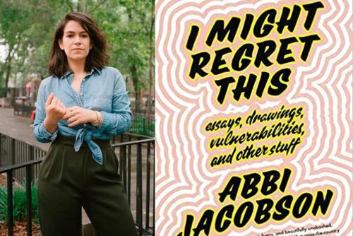 Abbi Jacobson / I Might Regret This
