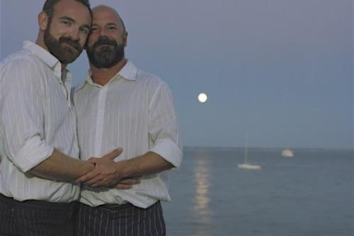Andrew Sullivan at his Wedding