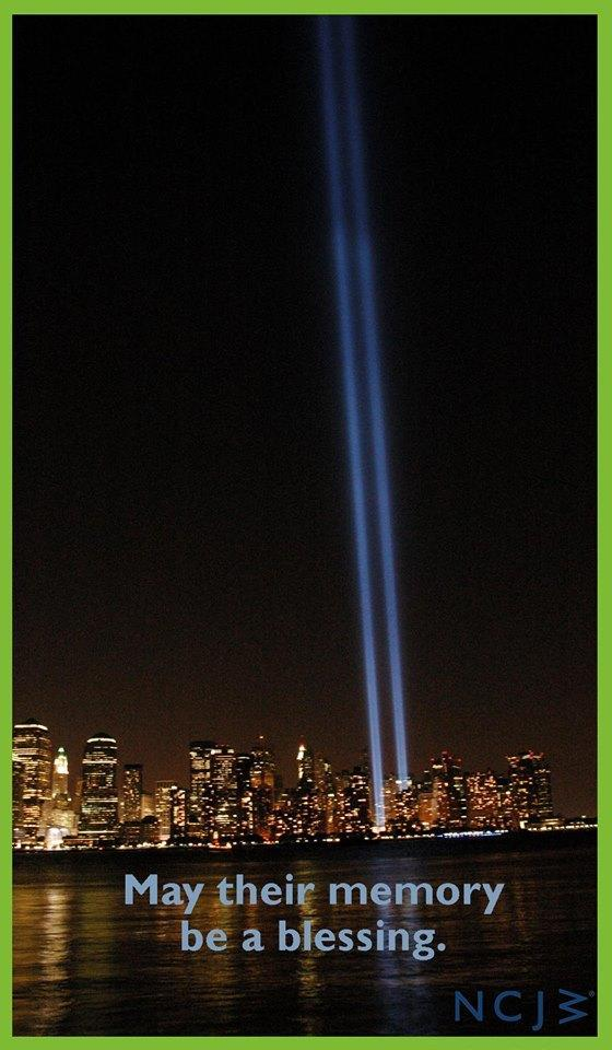 National Council of Jewish Women 9/11 Commemoration