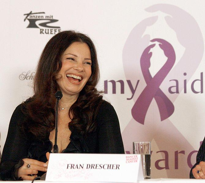 Fran Drescher charity ball
