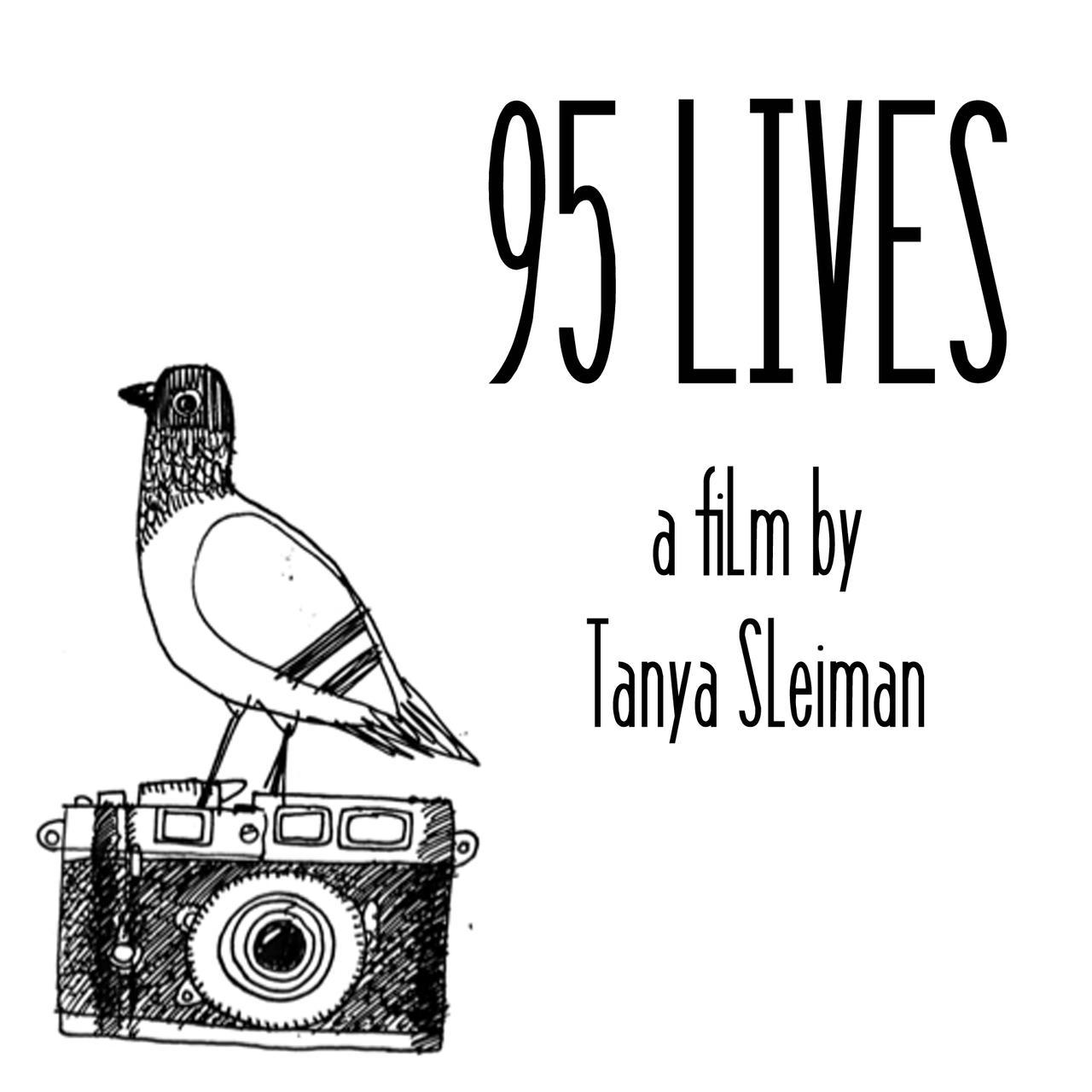 """95 Lives"" Movie Poster"