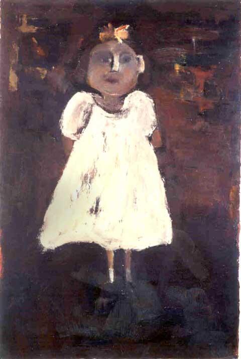 """Untitled"" by Mira Hermoni-Levine, 1992-1994"