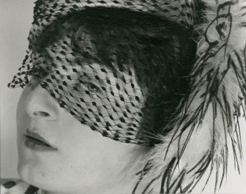 """Pit with Veil"" by Grete Stern, 1931"