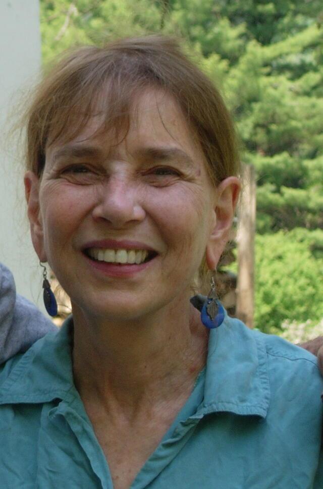 Norma Fox Mazer circa 2005