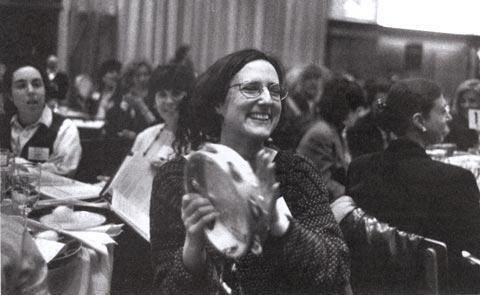 MA'YAN's First Community Feminist Seder, 1994