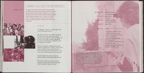 The Journey Continues: The MA'YAN Passover Haggadah, 2000