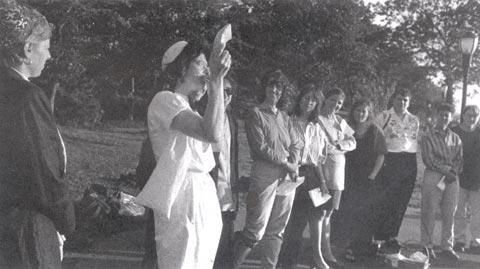 MA'YAN Tashlikh Ceremony