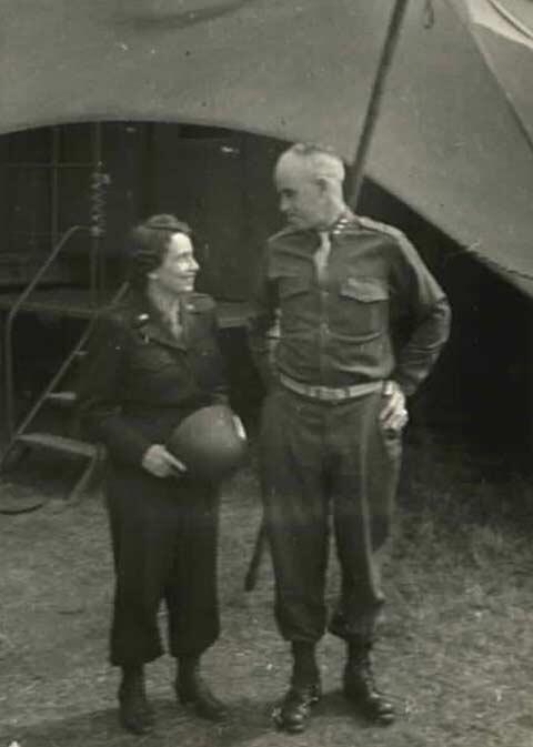 Rosenberg, Anna 1 - still image [media]