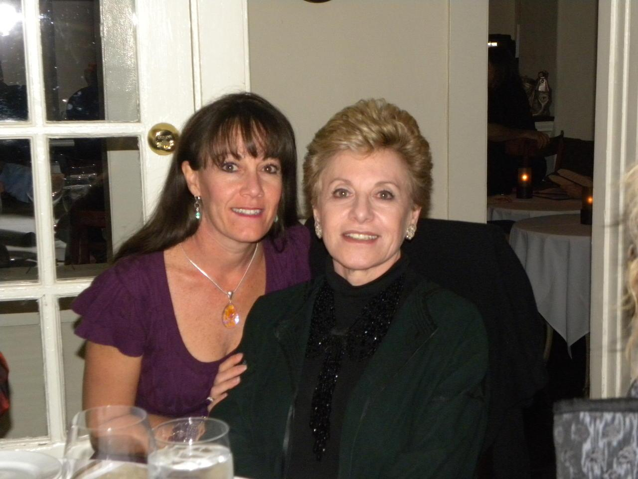 Suzy and Rani Garfinkle, 2010