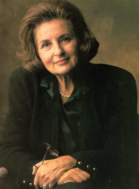 Strauss, Annette - still image [media]