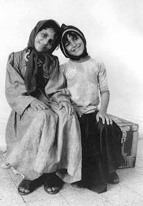 Yemenite Girls