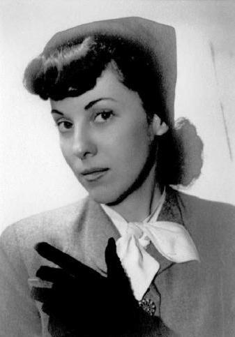 Adele Landau Starr, 1944