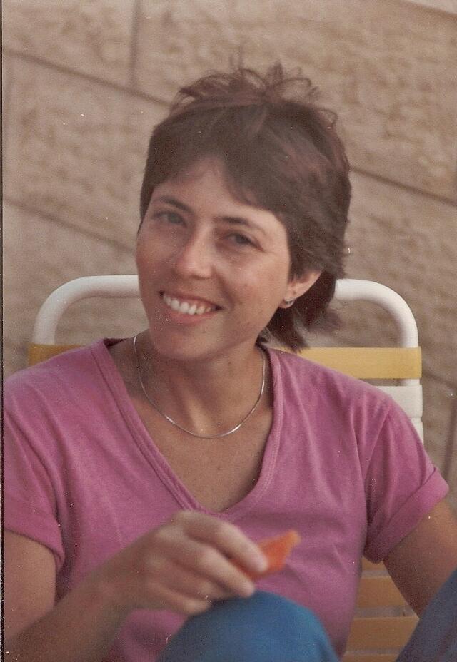 Adina Back, 1986