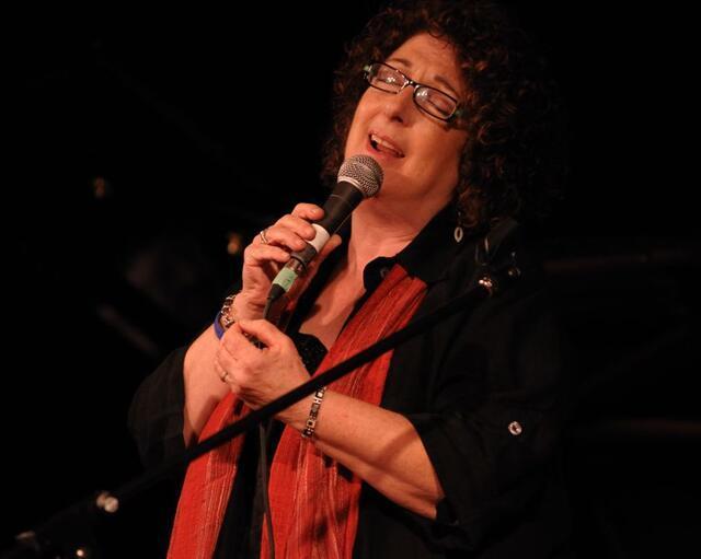 Adrienne Cooper at KlezKanada, August 19, 2008