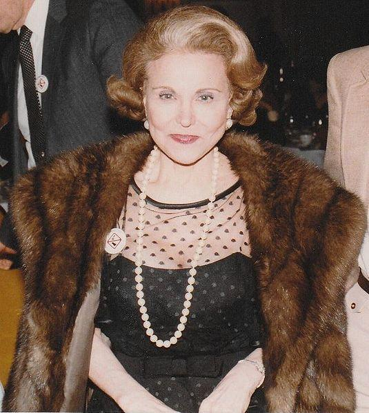 Esther Lederer, aka Ann Landers