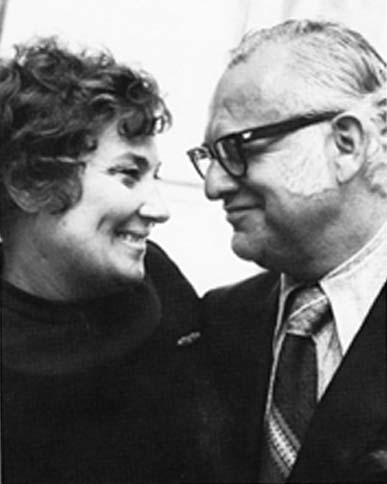 Bella and Martin Abzug